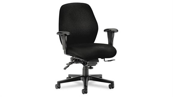 Office Chairs HON High Performance Mid Back Task Chair