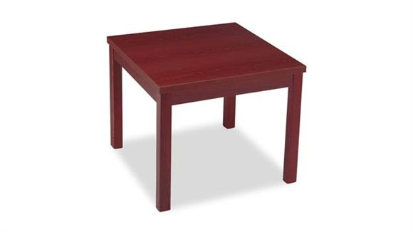 End Tables HON Corner Table