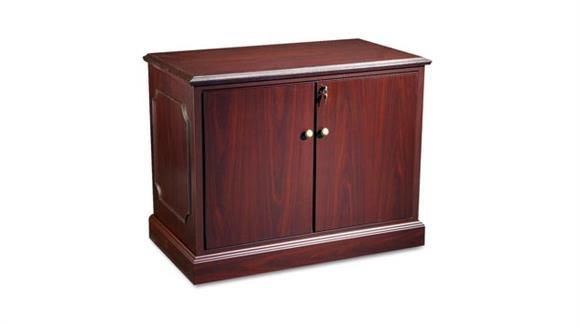 Storage Cabinets HON Locking Storage Cabinet