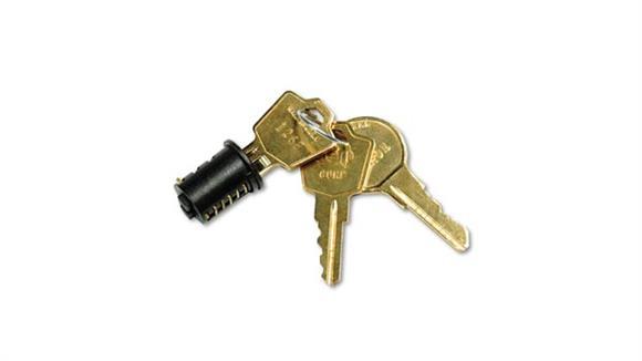 Desk Parts & Accessories HON Core Removable Lock Kit