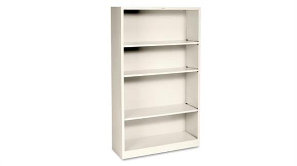 "Bookcases HON 59"" Steel Bookcase"