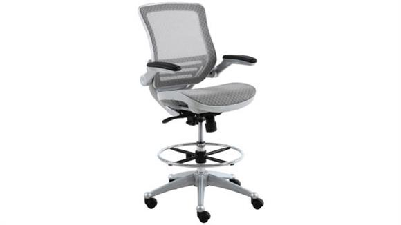 Office Chairs Harwick Chairs All Mesh Heavy Duty Drafting Chair