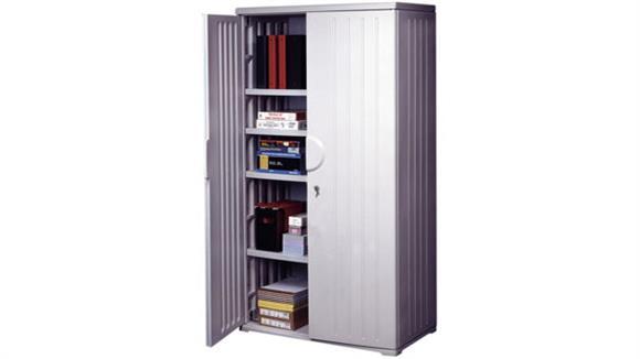 "Storage Cabinets Iceberg 72""H Storage Cabinet"