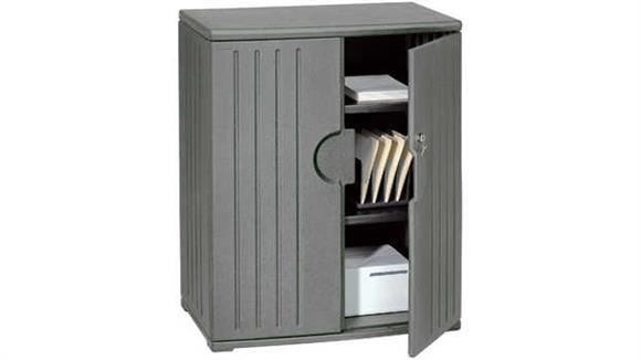 "Storage Cabinets Iceberg 46""H Storage Cabinet"