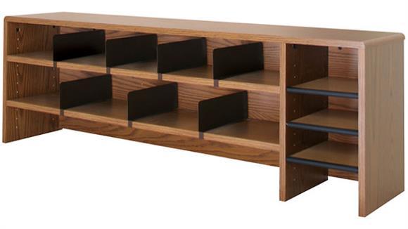 Desk Organizers Ironwood High Capacity Desktop Organizer
