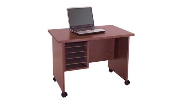 Compact Desks Ironwood Deluxe Typing Stand