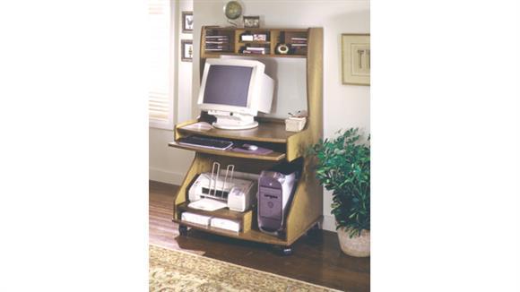 Computer Carts Ironwood Tower Computer Cart