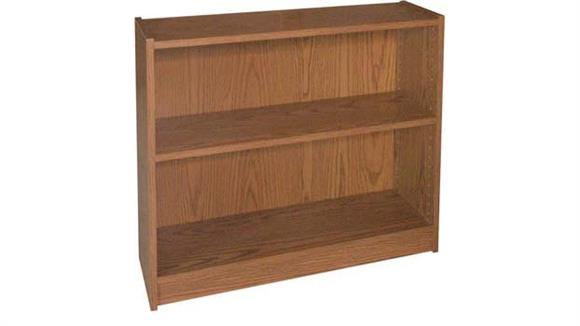 "Bookcases Ironwood 30""H Bookcase"