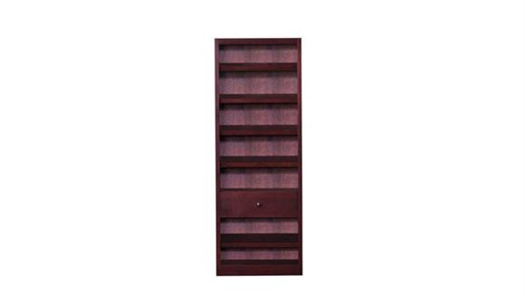 Storage Cubes & Cubbies Concepts in Wood Shoe Rack with Drawer