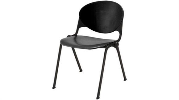 Stacking Chairs KFI Seating Polypropylene Stack Chair