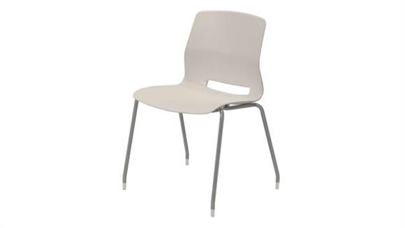 Stacking Chairs KFI Seating Armless Stack Chair