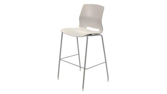 "Stacking Chairs KFI Seating 30"" Stacking Office Stool"