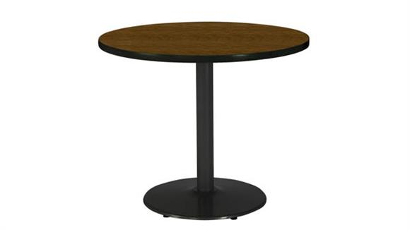 """Cafeteria Tables KFI Seating 36"""" Round Table"""