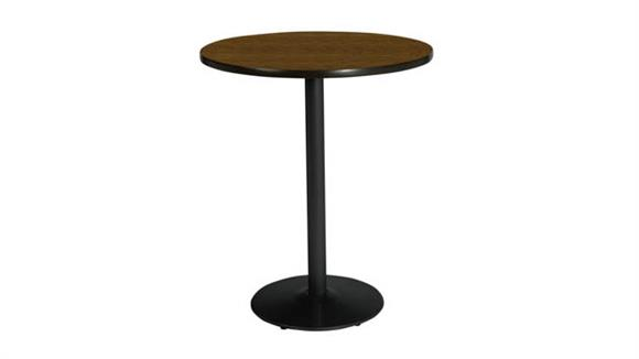 """Cafeteria Tables KFI Seating 42"""" Round Table, Bistro Height"""