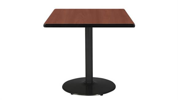 "Cafeteria Tables KFI Seating 42"" Square Table"