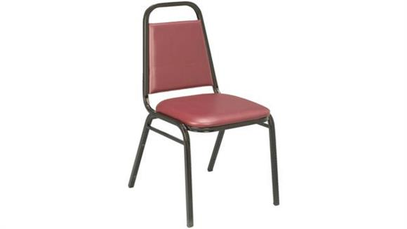 Stacking Chairs KFI Seating Vinyl Stack Chair