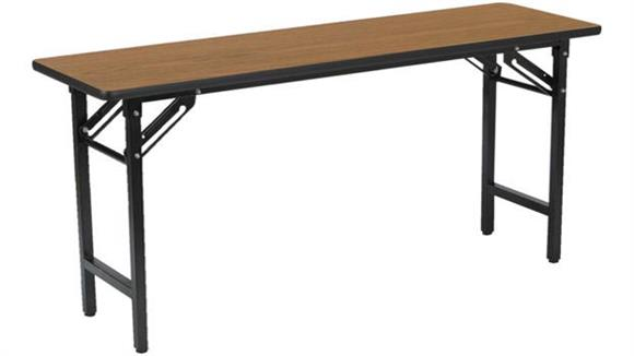 "Training Tables KFI Seating 18"" x 60"" Training Table"
