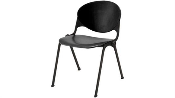 Stacking Chairs KFI Seating Polypropylene Stack Chair