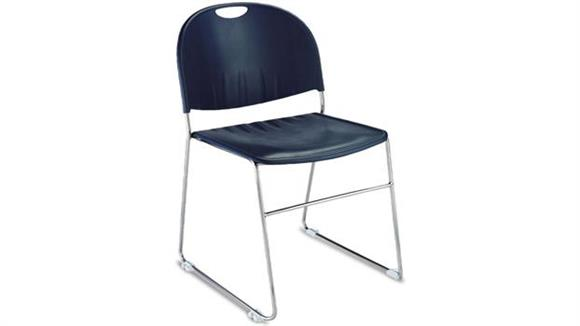 Stacking Chairs KFI Seating Sled Base Stack Chair