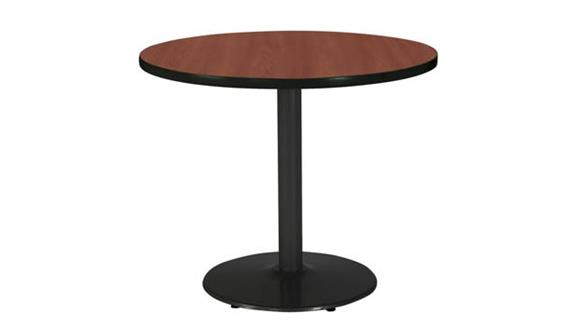 "Cafeteria Tables KFI Seating 36"" Round Table"