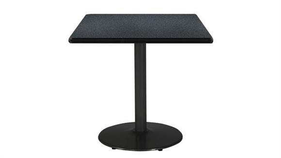 """Cafeteria Tables KFI Seating 36"""" Square Table"""