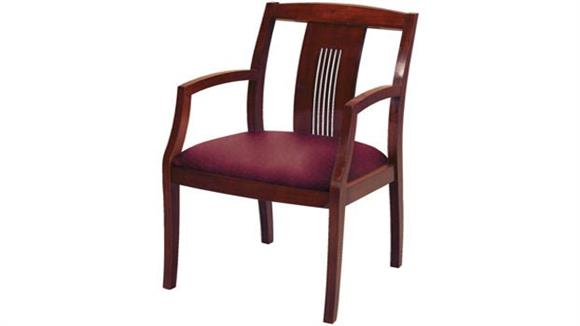 Side & Guest Chairs KFI Seating Upholstered Guest Chair