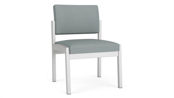 Side & Guest Chairs Lesro Polyurethane Armless Guest Chair