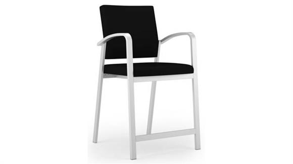 Side & Guest Chairs Lesro Polyurethane Hip Chair - Guest