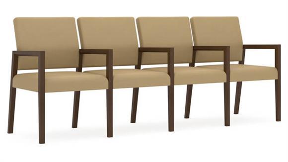 Sofas Lesro 4 Seats with Center Arm