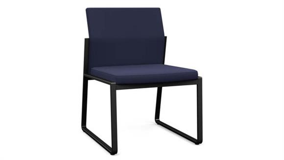 Side & Guest Chairs Lesro Armless Guest Chair