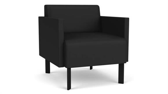 Side & Guest Chairs Lesro Polyurethane Guest Chair