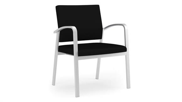 Big & Tall Lesro Polyurethane Oversize Guest Chair