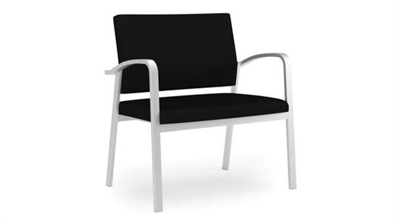 Big & Tall Lesro Polyurethane Bariatric Chair