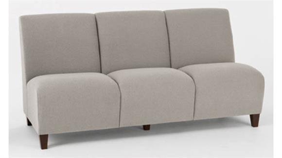 Sofas Lesro 3 Seat Sofa Armless