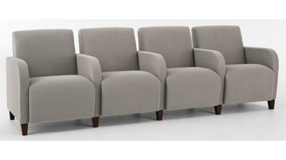Sofas Lesro 4 Seat Sofa with Center Arms