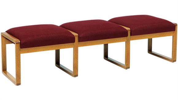 Benches Lesro 3 Seat Bench