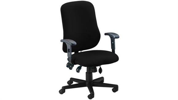 Office Chairs Mayline Office Furniture Contoured Support Chair