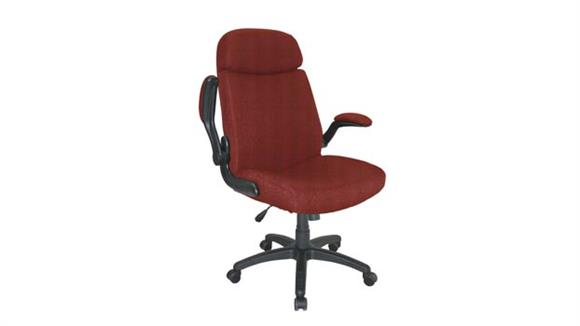 Office Chairs Mayline Office Furniture Big and Tall Pivot Arm Chair
