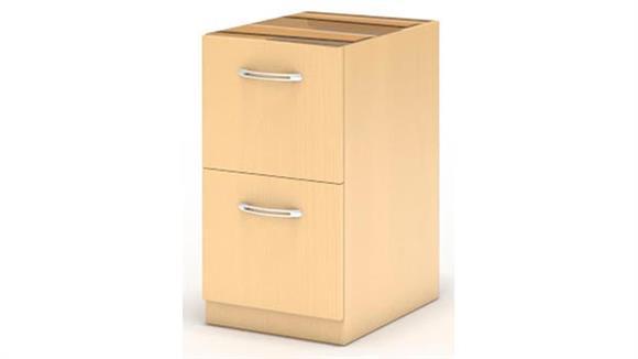 File Cabinets Vertical Mayline Office Furniture Credenza File/File Pedestal