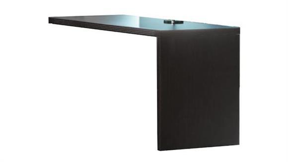 "Desk Parts & Accessories Mayline Office Furniture 48"" x 24"" Return"