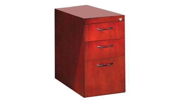 File Cabinets Mayline Office Furniture Box/Box/File Pedestal for Desk