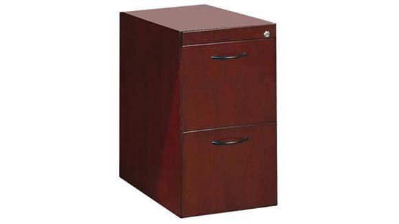 File Cabinets Mayline Office Furniture File/File Pedestal for Credenza or Return