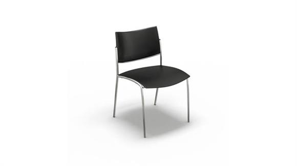 Stacking Chairs Mayline Office Furniture Escalate Stack Chair