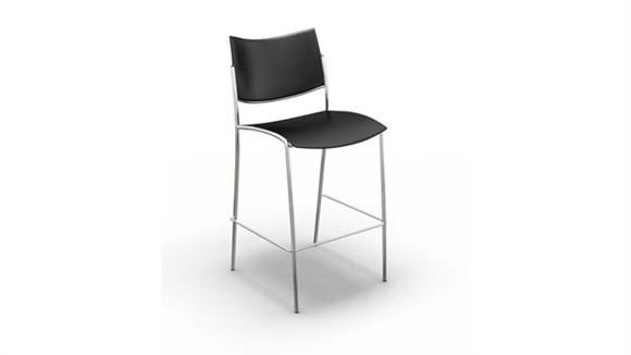 Counter Stools Mayline Office Furniture Escalate Stool