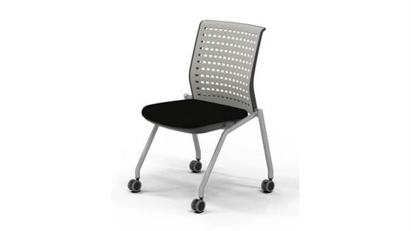 Stacking Chairs Mayline Office Furniture Training Chair