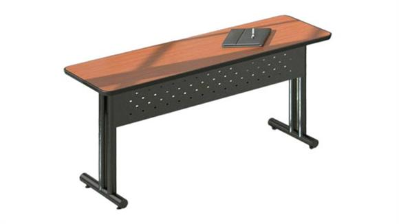 "Training Tables Mayline Office Furniture 48"" x 24"" Rectangular Training Table"