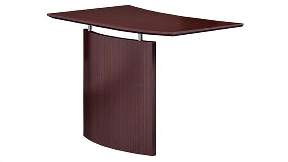 Desk Parts & Accessories Mayline Office Furniture Right Hand Bridge