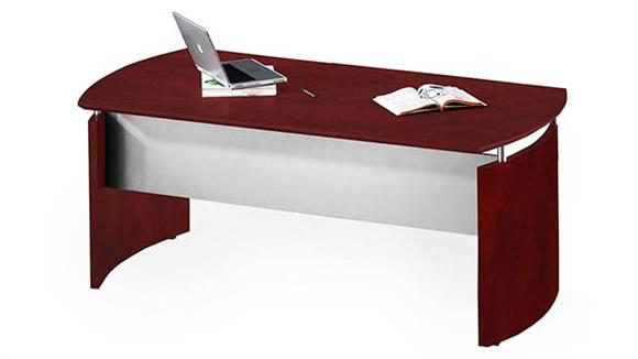 "Executive Desks Mayline Office Furniture 72"" Desk"