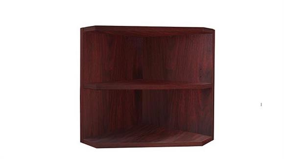 Hutches Mayline Office Furniture Corner Support for Hutch