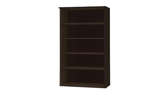 Bookcases Mayline Office Furniture 5 Shelf Bookcase
